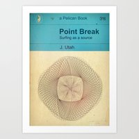 Textbook Keanu Art Print