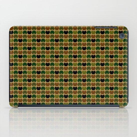 HobNob Camo Multi iPad Case