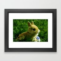The Egg Keeper Framed Art Print
