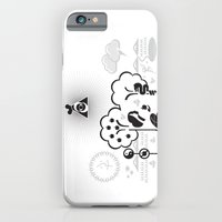 iPhone & iPod Case featuring Eve by José Luis Guerrero