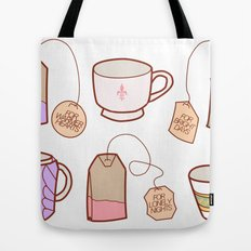 idealist tea Tote Bag