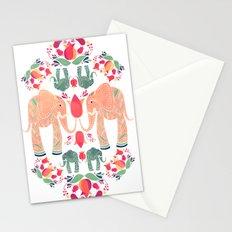 The Elephant Garden Stationery Cards