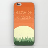 Moonrise Kingdom iPhone & iPod Skin