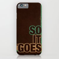 So It Goes.... iPhone 6 Slim Case