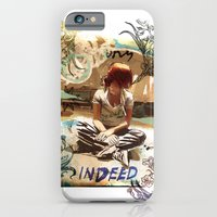 iPhone & iPod Case featuring anikamonty by Andres Kal