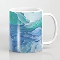 Delicate Deconstruction Mug