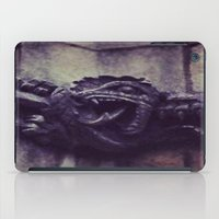 Gargoyle (Yale, CT) iPad Case