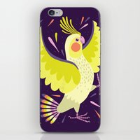 Cockatiel iPhone & iPod Skin