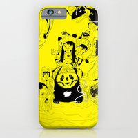 iPhone & iPod Case featuring LAGORCA 01 by Vasco Vicente