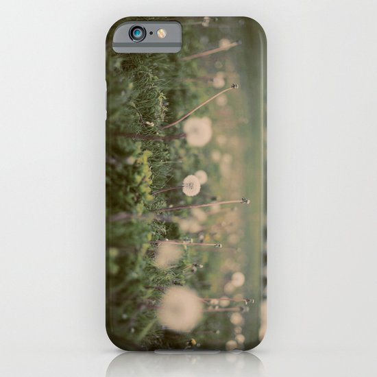 Forgotten Wishes iPhone & iPod Case