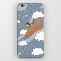 The Flying Squirrel iPhone & iPod Skin