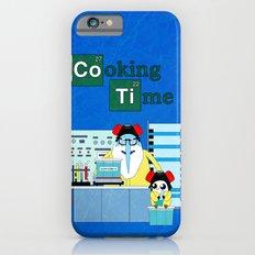 Icekingberg (AdventureTime+BreakingBad) iPhone 6s Slim Case