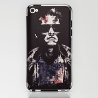 Come With Me If You Want… iPhone & iPod Skin