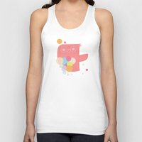 Owly Owl//One Unisex Tank Top