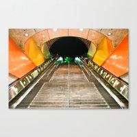 NOHO Metro Canvas Print