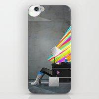 Dazzler  iPhone & iPod Skin