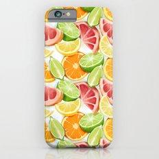 Citrus Slim Case iPhone 6s