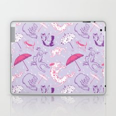 Raining Cats and Dogs Laptop & iPad Skin