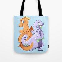 Dragons Tote Bag