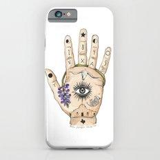 Texas Palmistry Slim Case iPhone 6s