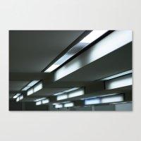 :: rays of light :: Canvas Print