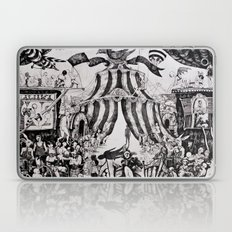 Circus of life II Laptop & iPad Skin