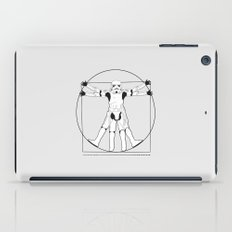Vitruvian Stormtrooper iPad Case