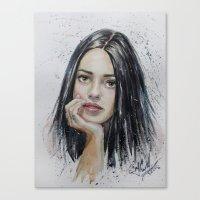 Maru - Nibiru Canvas Print