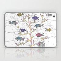 Coral of Life (Underwater)  Laptop & iPad Skin