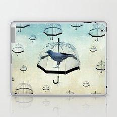 raven rain Laptop & iPad Skin