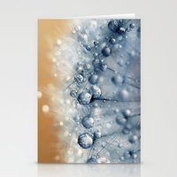 Sea Blue Dandy Stationery Cards
