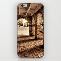 A Place Of Rest iPhone & iPod Skin