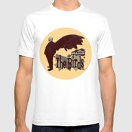 Alfred Hitchcock  |  The… Mens Fitted Tee White SMALL