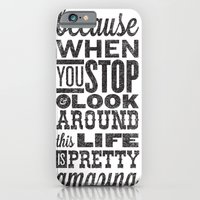 iPhone & iPod Case featuring This Amazing Life by Jenna Settle