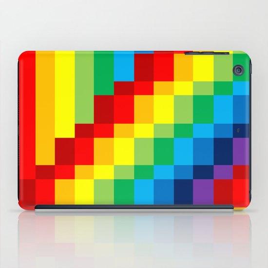 Fuzz Line #3 iPad Case