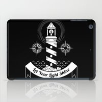 Let Your Light Shine iPad Case