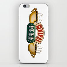Friends: Central Perk Co… iPhone & iPod Skin