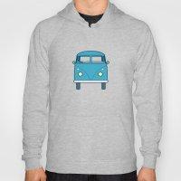#53 Volkswagen Type 2 Splitscreen Bus Hoody