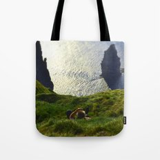 Cliffs of Moher Tote Bag