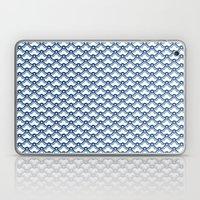 matsukata in monaco blue Laptop & iPad Skin