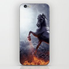 ISN'T DAWN SO SOON! iPhone & iPod Skin