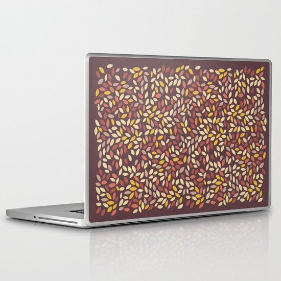 Autumn Whispers Laptop & iPad Skin