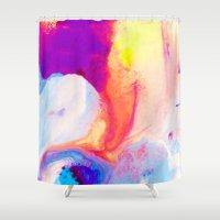 Genie Shower Curtain