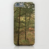 iPhone & iPod Case featuring Woods of Memory by Marisa Jane