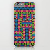 Kiwi Tribe iPhone 6 Slim Case