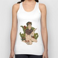 the great suffering Unisex Tank Top