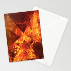 Into Mount Doom Stationery Cards