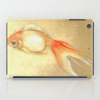 Japanese Goldfish iPad Case