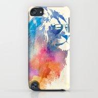 Sunny Leo   iPod touch Slim Case