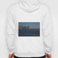 Manhattan Skyline Hoody